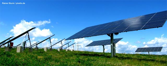 Leistungsminderung der Solaranlage