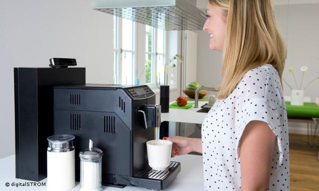 digitalstrom smart home steuerung durch bewegung sprache. Black Bedroom Furniture Sets. Home Design Ideas