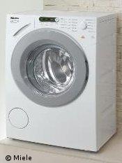 Miele wird auf der ifa 2010 in berlin eine waschmaschine und einen