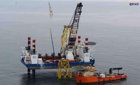 """Offshore-Windpark """"Borkum Riffgrund 1"""": Kabelverlegung hat begonnen"""