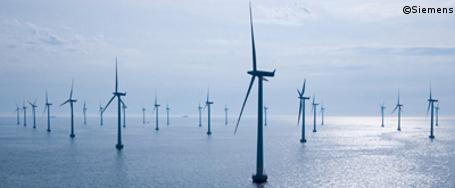 "Offshore-Windpark ""Butendiek"": Erste Windenergieanlagen errichtet"