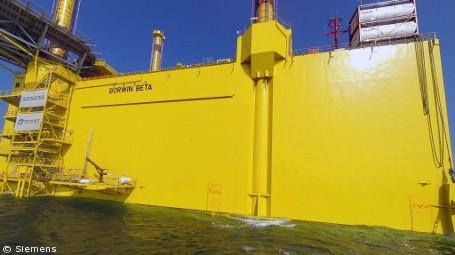 Netzanbindung für weitere 800 Megawatt Offshore-Wind installiert