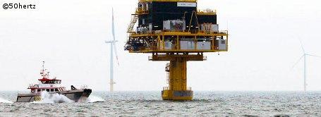 50Hertz beantragt Offshore-Netzanschlüsse
