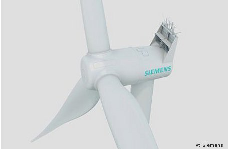 Siemens erhält Auftrag für 144 MW-Windpark in den Niederlanden
