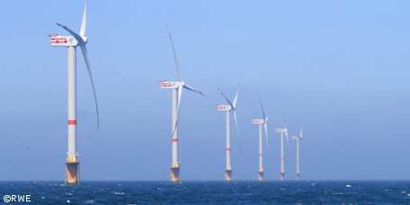 Offshore-Windpark Thornton Bank fertiggestellt