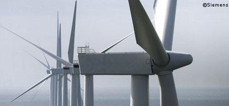 Siemens steigert Umsatz mit grünen Technologien