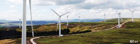 EWEA: Windkraft-Leistung wächst um 64 Prozent bis 2020