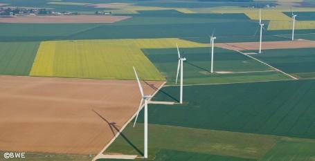 Windpark-Geräusche für die meisten Anwohner kein Problem