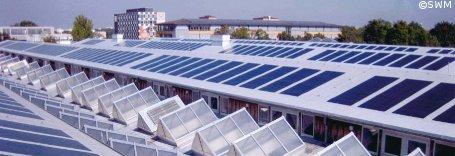 Solarstrom-Erzeugung in der EU deutlich gewachsen