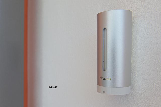 wetterstation netatmo mit smart home. Black Bedroom Furniture Sets. Home Design Ideas