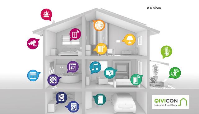 smarthome anbieter welche gibt es. Black Bedroom Furniture Sets. Home Design Ideas