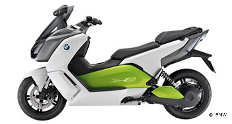 elektro scooter bmw c evolution verf gbar. Black Bedroom Furniture Sets. Home Design Ideas